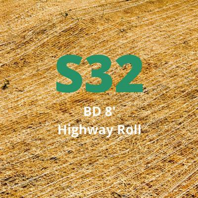 S32 BD 8′ Highway Roll